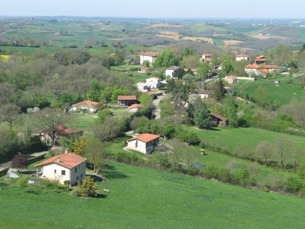 Village de Castelneau-Picampeau