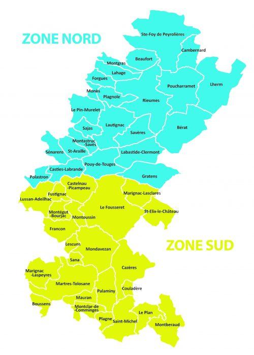 Réservation de matériel mairies et associations - Cœur de Garonne